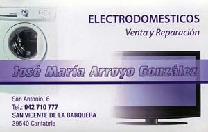ELECTRODOMESTICOS ARROYO