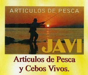 ARTÍCULOS DE PESCA Y CEBOS VIVOS JAVI