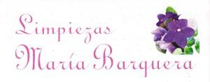 LIMPIEZAS MARÍA BARQUERA