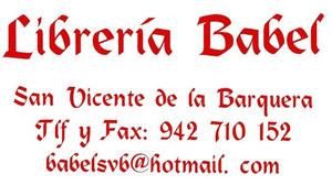 LIBRERÍA-PAPELERÍA BABEL