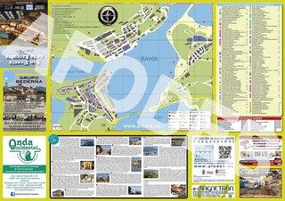 Guía comercial, de ocio y servicios con callejero de San Vicente de la Barquera - actualización 2015