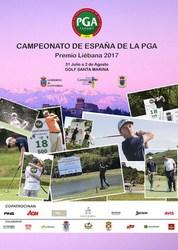 Campeonato de España de Golf PGA 2015 - Santa Marina