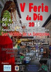 V Feria de Día 2015 - Casetas de pinchos - San Vicente de la Barquera