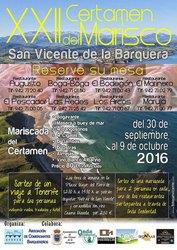 XXII CERTAMEN DEL MARISCO 2016 - SAN VICENTE DE LA BARQUERA