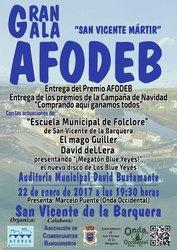 Gala AFODEB
