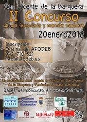 II Concurso de olla ferroviaria y marmita marinera de San Vicente de la Barquera