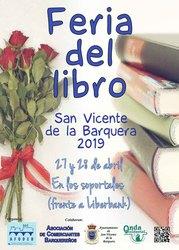 Feria del libro de San Vicente de la Barquera 2019