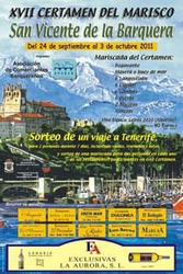 Sorteo de un Viaje a Tenerife (XVII Certamen del Marisco)