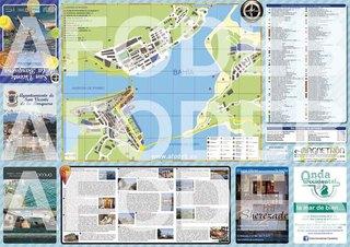 Nueva guía comercial, de ocio y servicios con callejero de San Vicente de la Barquera