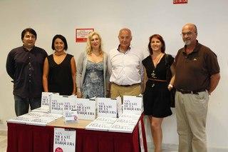 Presentación de la primera Guía Binlingüe de San Vicente de la Barquera