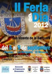 II FERIA DE DÍA 2012 - CASETAS DE PINCHOS - SAN VICENTE DE LA BARQUERA