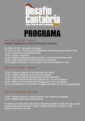 Desafío Cantabria - Ultra Trail del Mar a la Montaña 2012