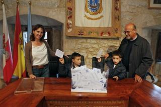 Sorteo Premios INTUR 2012