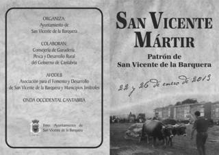 GALA DÍA 22 DE ENERO - SAN VICENTE MARTIR