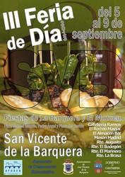 III FERIA DE DÍA 2013 - CASETAS DE PINCHOS - SAN VICENTE DE LA BARQUERA