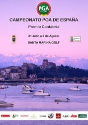 Campeonato de España de Golf PGA 2014 - Santa Marina