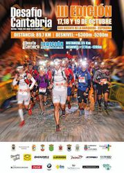 III Desafío Cantabria - Ultra Trail del Mar a la Montaña 2014
