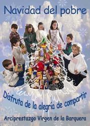 La Navidad del pobre - Arciprestazgo Virgen de la Barquera - AFODEB