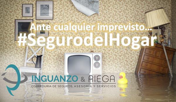 INGUANZO Y RIEGA - CORREDURÍA DE SEGUROS, ASESORÍA Y SERVICIOS