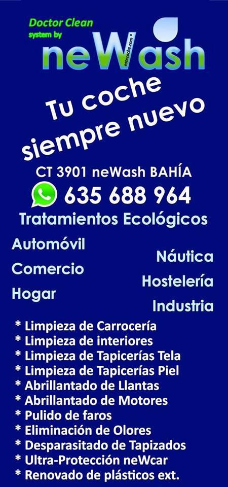 NEWASH BAHÍA