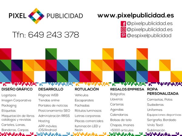 PIXEL PUBLICIDAD